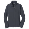products-port-authority-womens-dark-grey-softshell
