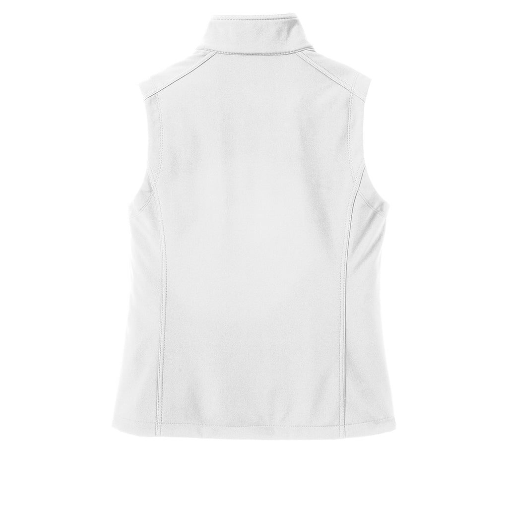 Port Authority Women's Marshmallow Core Softshell Vest