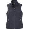 port-authority-women-grey-softshell-vest