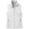 port-authority-women-white-softshell-vest