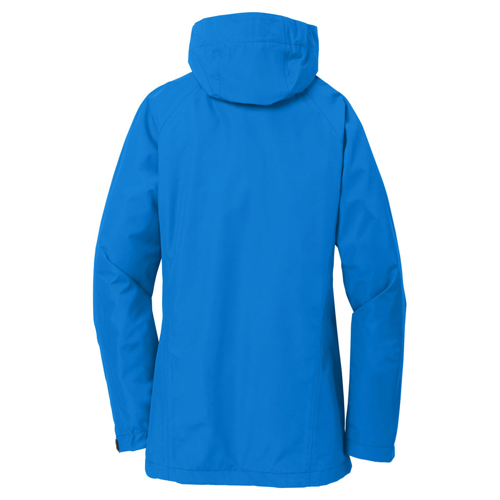 Port Authority Women's Direct Blue Torrent Waterproof Jacket