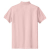 Port Authority Women's Light Pink S/S Cotton Pique Knit Polo