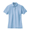 port-authority-womens-light-blue-pique-polo