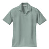 l455-port-authority-grey-polo