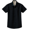 port-authority-women-charcoal-ss-shirt