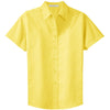 port-authority-women-yellow-ss-shirt