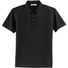 port-authority-women-black-ottoman-polo