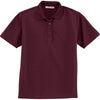port-authority-women-burgundy-ottoman-polo