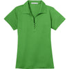 port-authority-women-green-tech-polo