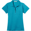 port-authority-women-turquoise-tech-polo