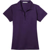 port-authority-women-purple-tech-polo
