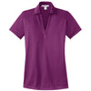 port-authority-women-purple-jacquard-polo