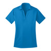 port-authority-womens-light-blue-poly-polo