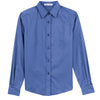 port-authority-womens-blue-dress-shirt