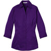 port-authority-women-purple-blouse