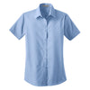 port-authority-women-light-blue-value-poplin