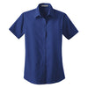 port-authority-women-blue-value-poplin