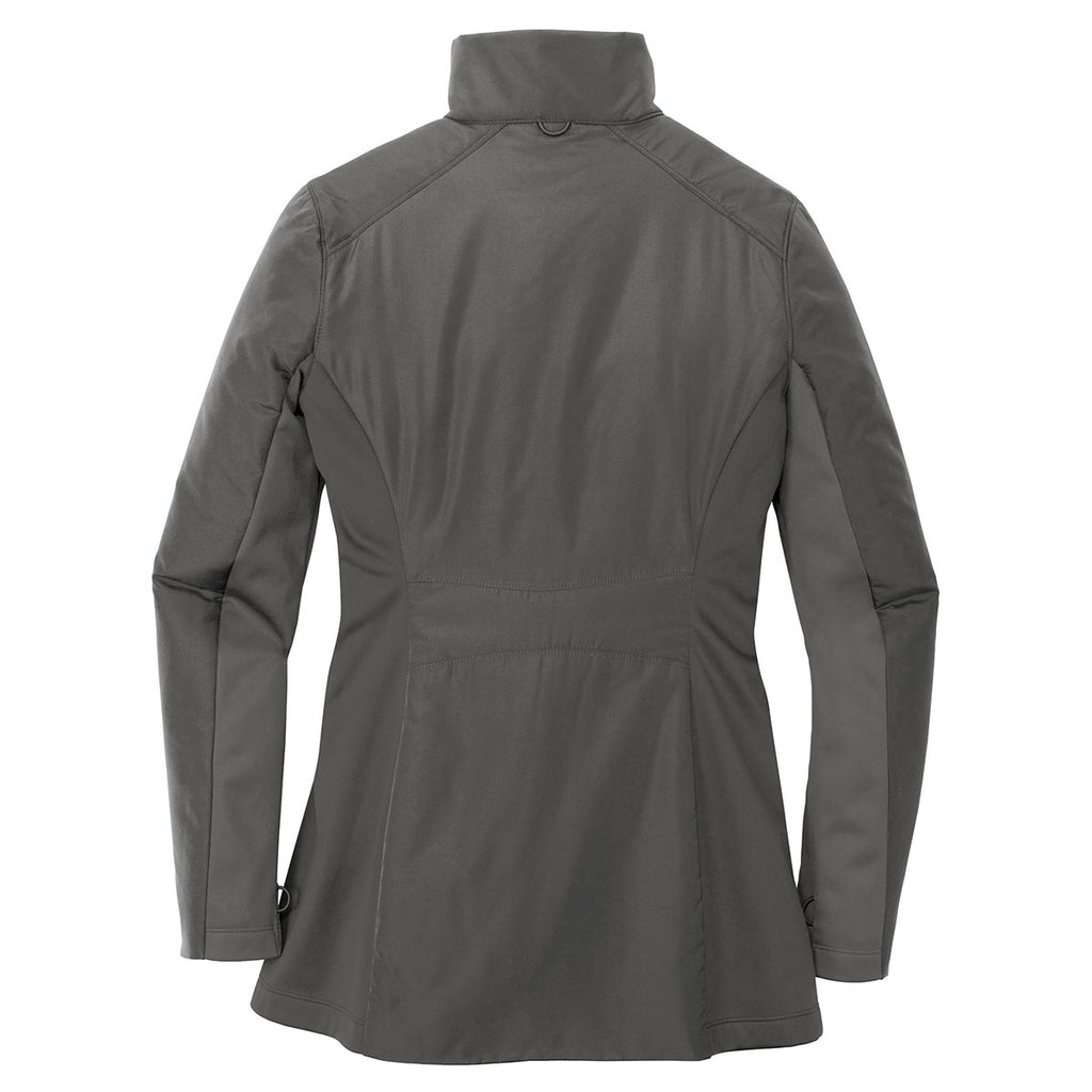 Port Authority Women's Graphite Collective Insulated Jacket