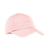 lc830-port-authority-light-pink-bill-cap