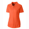 cutter-buck-women-orange-northgate-polo