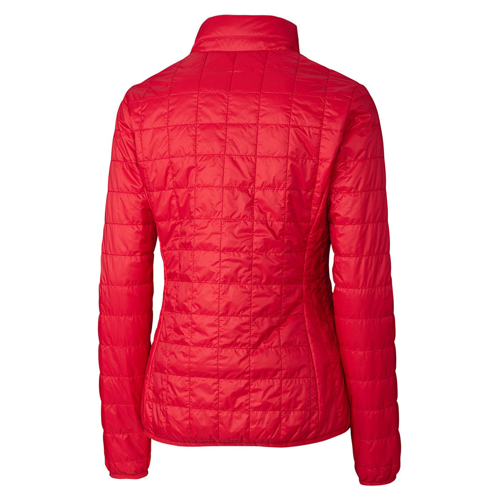 Cutter & Buck Women's Red Rainier Jacket