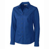 cutter-buck-womens-blue-dress-shirt