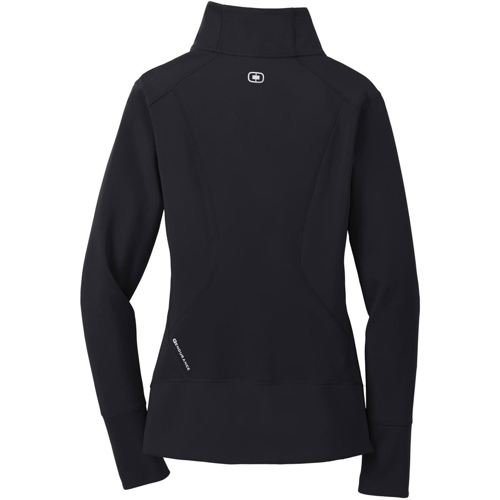 OGIO Women's Blacktop Endurance Fulcrum Full-Zip