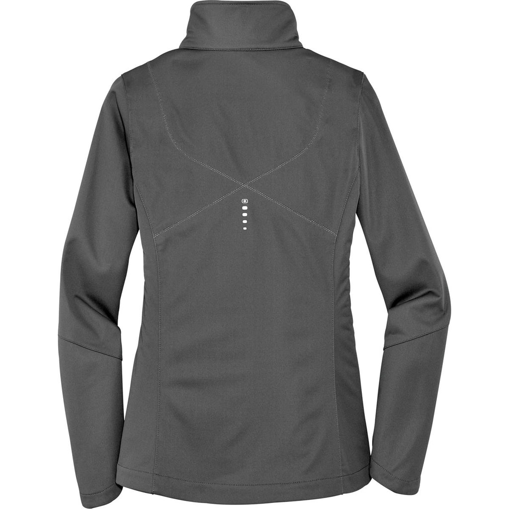 OGIO Endurance Women's Gear Grey Crux Soft Shell