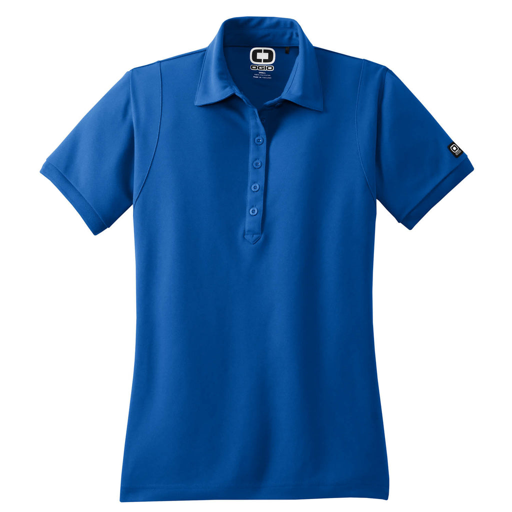 Womens Custom Polo Shirts Corporate Embroidered Polos For Women