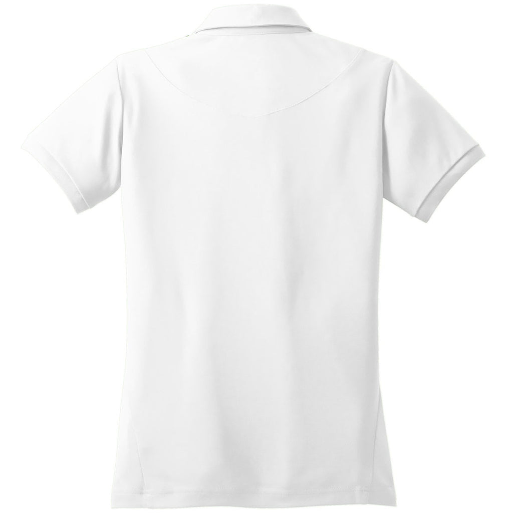 OGIO Women's Bright White Jewel Polo