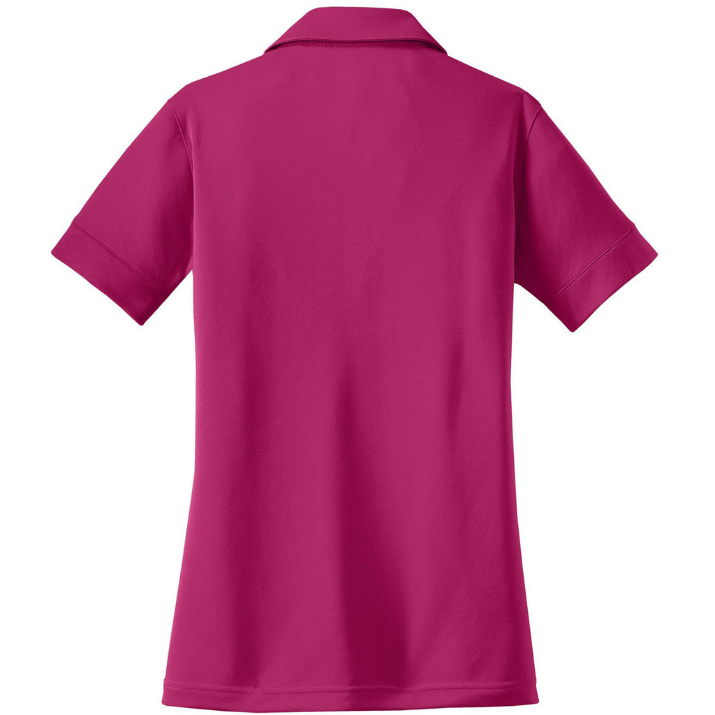 OGIO Women's Pink Crush Glam Polo