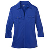 ogio-womens-blue-pearl-polo