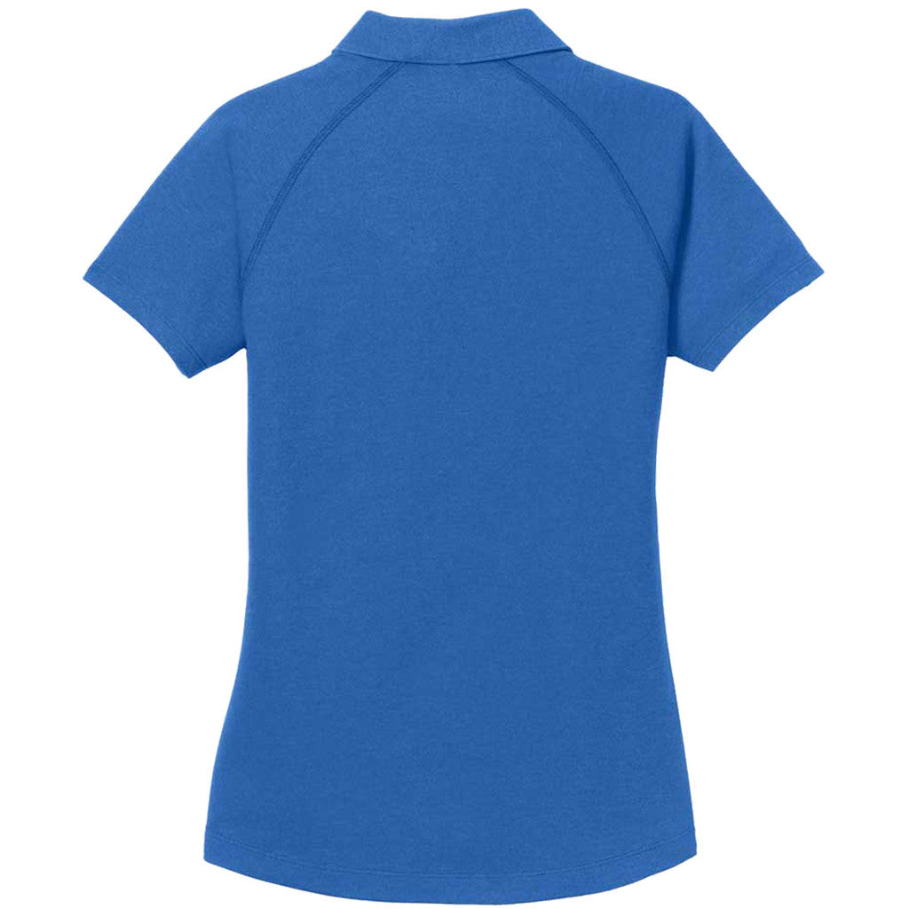 OGIO Women's Electric Blue Onyx Polo