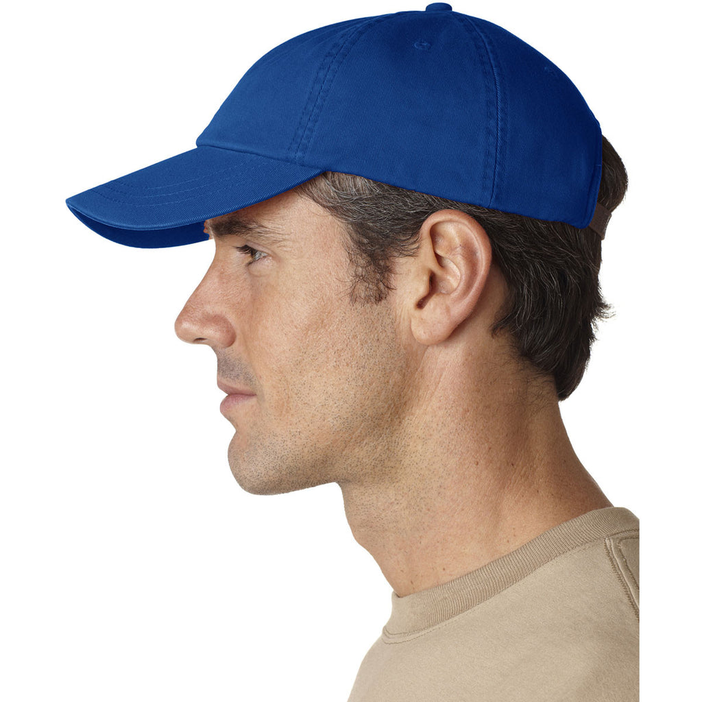 Adams Royal 6-Panel Low-Profile True Color Twill Cap