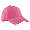 lpwu-port-authority-pink-cap