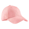 lpwu-port-authority-light-pink-cap
