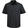 ls516-dickies-black-work-shirt