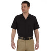 dickies-black-industrial-short-sleeve-shirt