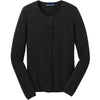 port-authority-women-black-cardigan