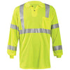 lux-lspp3b-occunomix-neon-yellow-polo