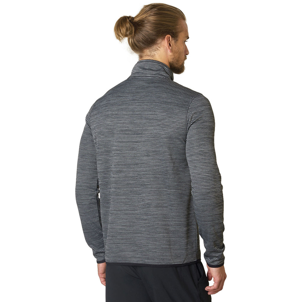 prAna Men's Coal Gatten Quarter Zip