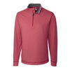 cutter-buck-red-topspin-half-zip