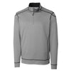 cutter-buck-grey-green-lake-half-zip