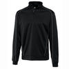 cutter-buck-black-quarter-zip