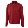 cutter-buck-red-quarter-zip