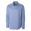 murray-cutter-buck-mens-blue-l-s-epic-easy-care-mini-herringbone