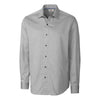 murray-cutter-buck-mens-charcoal-l-s-epic-easy-care-mini-herringbone