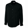 cutter-buck-black-dress-shirt