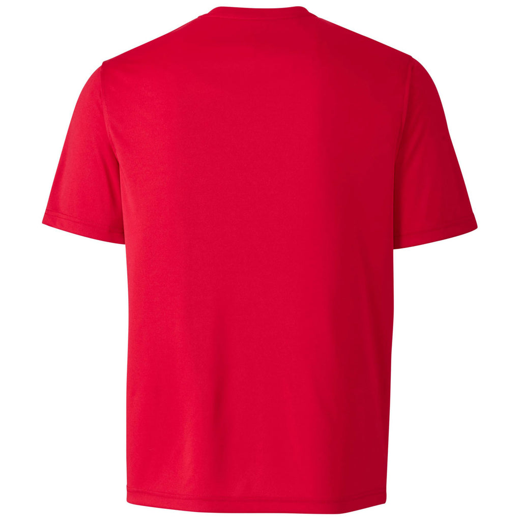 Clique Men's Red Spin Jersey Tee