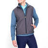 Peter Millar Men's Black Carthage Lightweight Reversible Vest